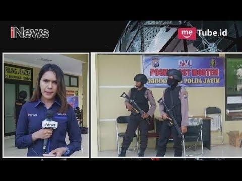 Anak Pelaku Bom di Surabaya Menjadi Saksi Kunci, RS Bhayangkara Dijaga Ketat - iNews Pagi 17/05
