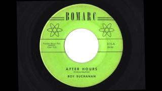 Roy Buchanan - After Hours - Blues Guitar  Instrumental