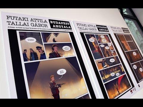 Tallai Gábor: Azt kívánom, hogy ez a képregény találjon utat a fiatalokhoz