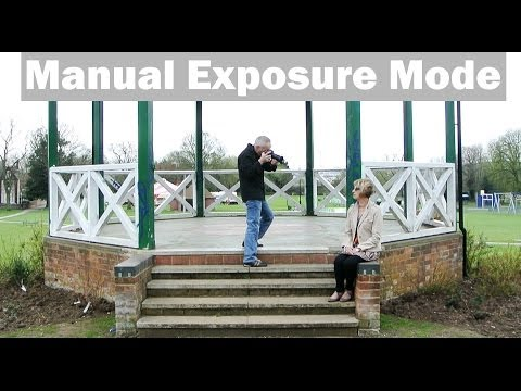 Manual exposure mode explained plus why and when to use it.