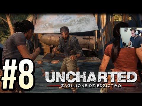 NAJLEPSZA KOŃCÓWKA GRY! (Uncharted: TLL #8)