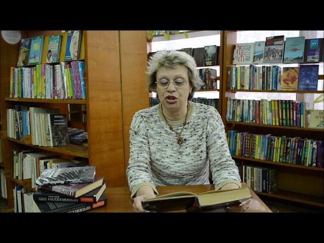 Изображение предпросмотра прочтения – ЕленаЖиваева читает произведение «Для пользы дела» А.И.Солженицына