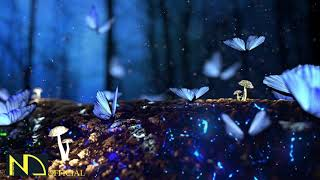 10 Hours Relaxing Sleep Music + Night Nature Sounds 💖 Stress Relief Music, Insomnia, Calming Music