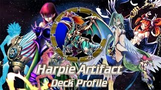 YuGiOh: Harpie Artifact Deck Profile DIC 2014