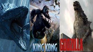 Mosasaur vs Godzilla vs Kong (HD)