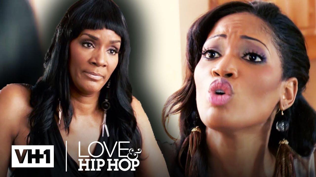 "Momma Dee Tells Erica ""You Left My Child For Dead!"" 