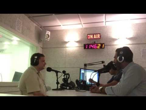 AMHSI-JNF co-CEO, Leor Sinai, interviews Eli Novershtern, Global Jewish Leader