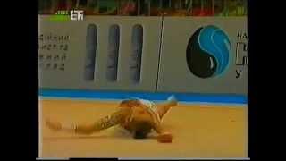 Alina KABAEVA RUS Ball 2004 Europeans Kiev AA
