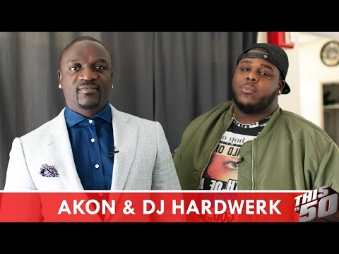 Akon & DJ Hardwerk Speak on Their Collaboration With Shell & New Single