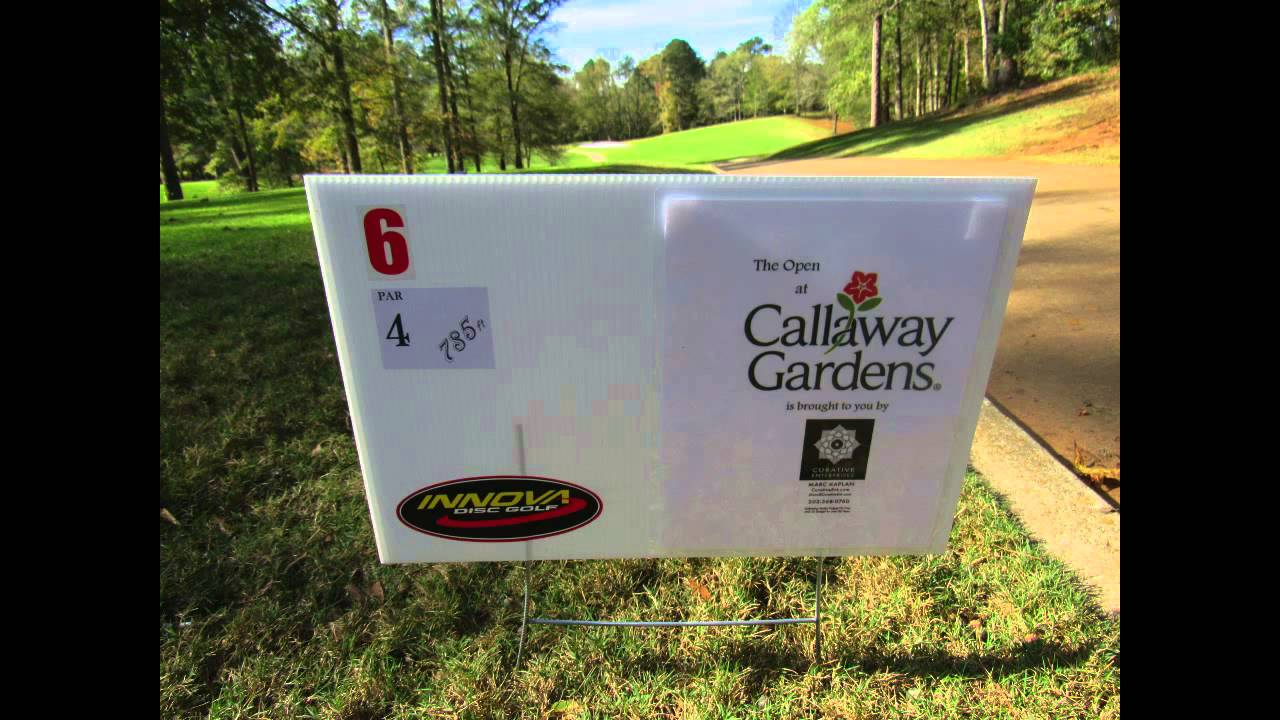 Callaway Gardens Hole 19 27 And 1 18 Preview