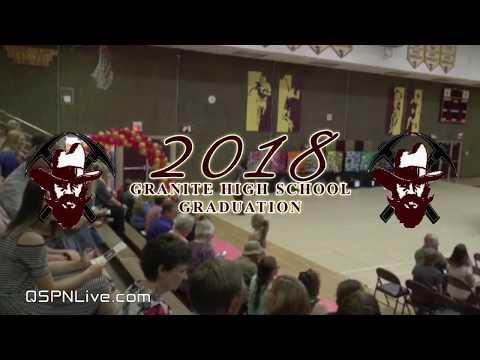 2018 Granite High School Graduation
