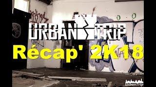 URBANTRIP-  Récap 2018