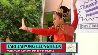 "Download Video Tari Jaipong '' Leungiteun "" Oleh Juliaa Maharani MP3 3GP MP4"