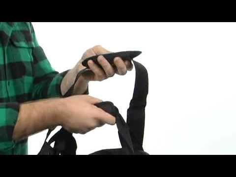 f16e5cf9a4 ASICS Medium Duffle Bag - YouTube