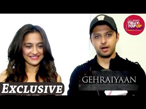 Sanjeeda Sheikh & Vatsal Sheth Talk About Their Horror Web Series Gehraiyaan | Exclusive