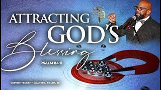 Sunday, September 27, 2020 // ATTRACTING GOD'S BLESSING // Psalm 84:11