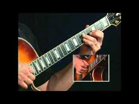 Jazz Improv Using Triad Pairs Lesson @ GuitarInstructor.com (excerpt)