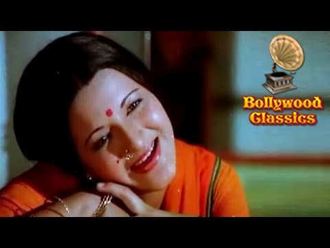 Main Wohi Darpan Wohi - Ravindra Jain Hits - Aarti Mukherji Romantic Hindi Song - Geet Gaata Chal