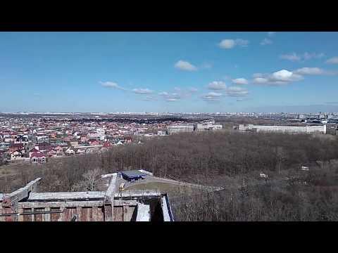 Обзорное видео с 20 этажа Дом № 2, ЖК Одесский бульвар, Строительная компания АТЛАНТ
