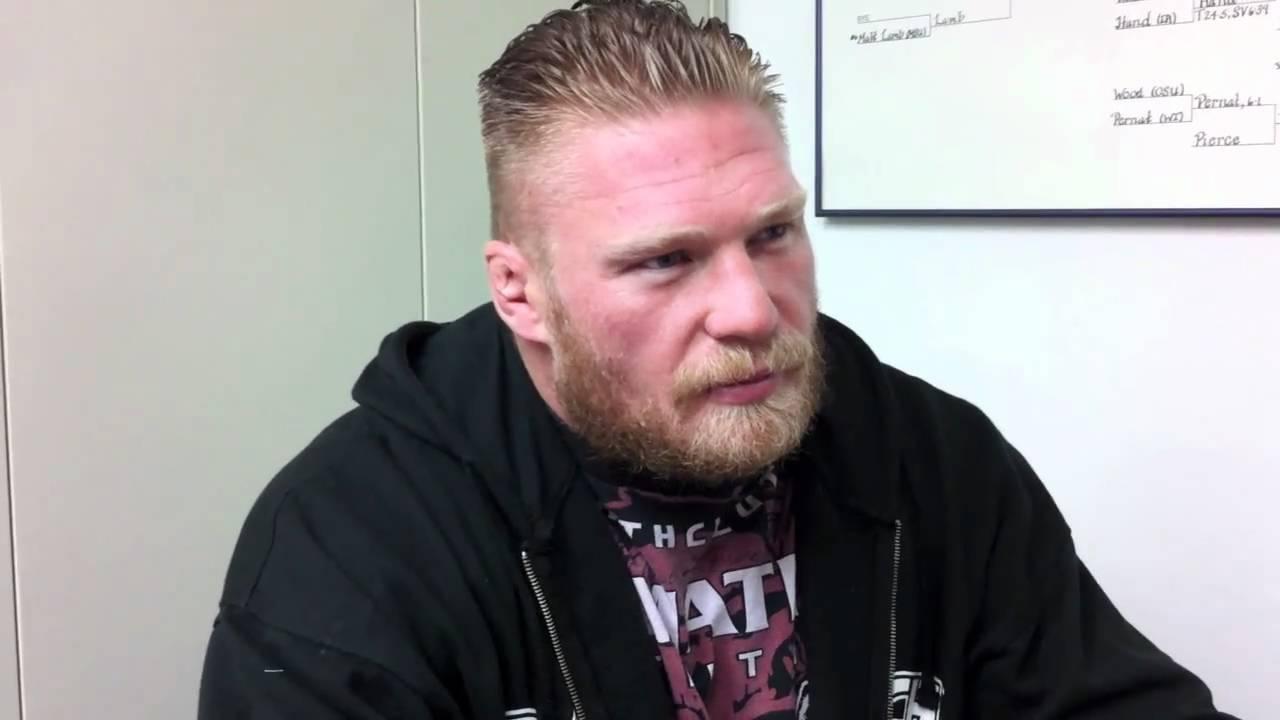 Wwe 2k16 Ufc Brock Lesnar W Beard Attire Ps4 Munity Showcase You