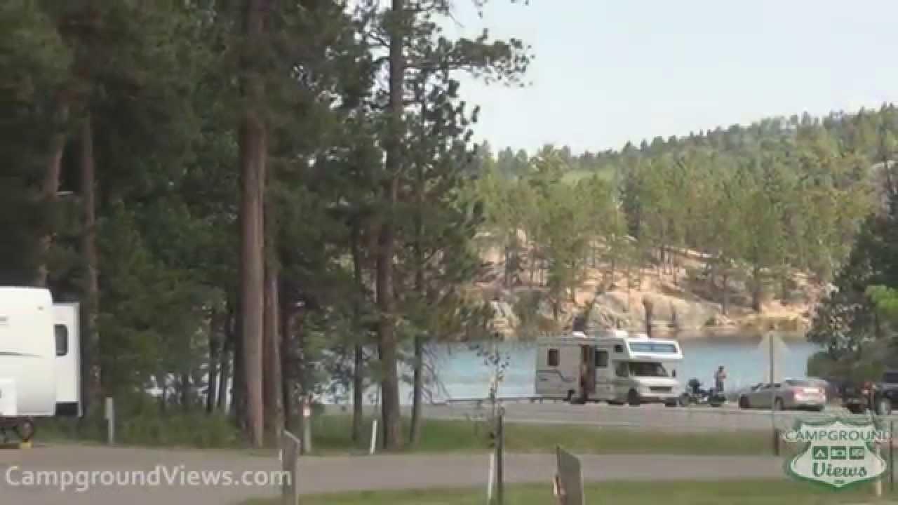 Campgroundviews Com Custer State Park Legion Lake