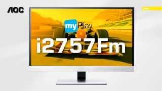 AOC myPlay (i2757Fm) (English)