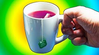 Сделал Самый СЛАДКИЙ Чай! Химия Сладостей!