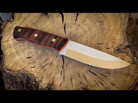 Knifemaking: Bushcraft knife