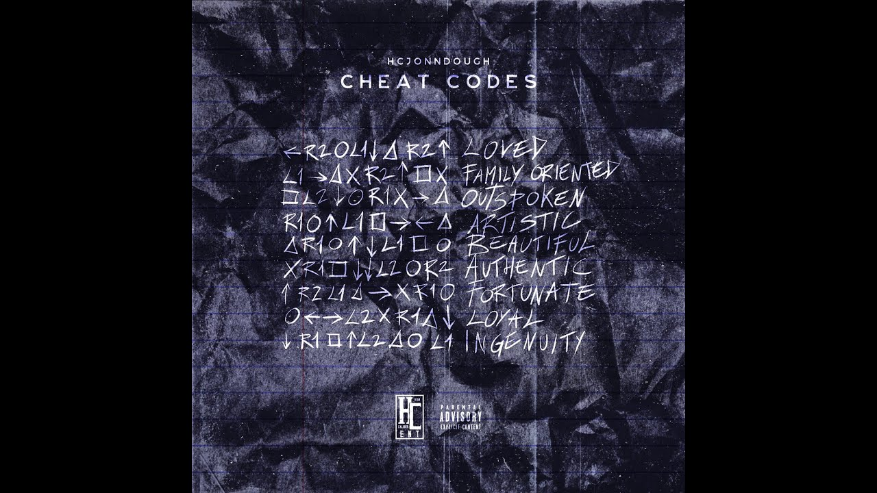 HCJonnDough - Cheat Codes (Prod. By CashMoneyAP) [Official Music Video]