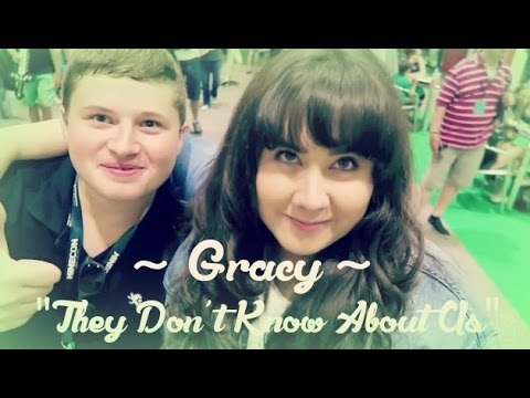 "Gracy Edit ""They Don't Know About Us"" (Graser10 & StacyPlays)"