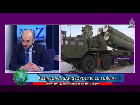 ZIUA Z 2017 09 28 - RUSIA JOACĂ ŞAH GEOPOLITIC CU TURCIA