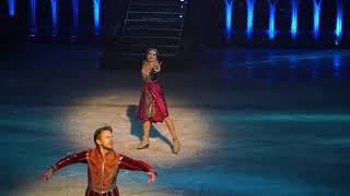 Ромео и Джульетта на льду.
