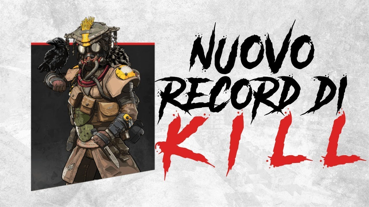 POW3R E MARZA SU APEX LEGENDS!?!? | NUOVO RECORD DI KILL!