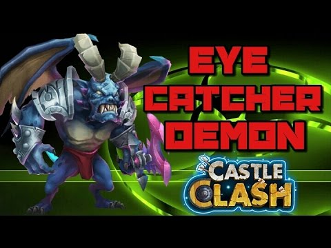 Castle Clash Archdemon: Eye Catchers!