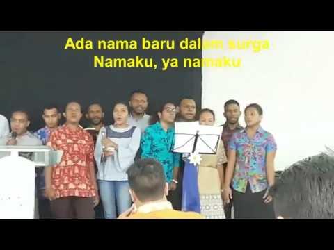 Nyanyian Kemenangan Iman 204 - Nama Baru Dalam Surga, by GKII Filipi Family Jogja