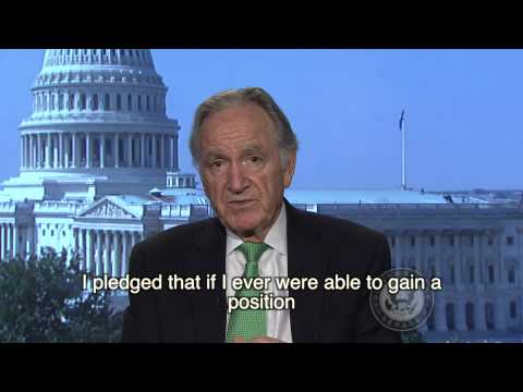 Senator Tom Harkin on the DREAM project and the CRPD