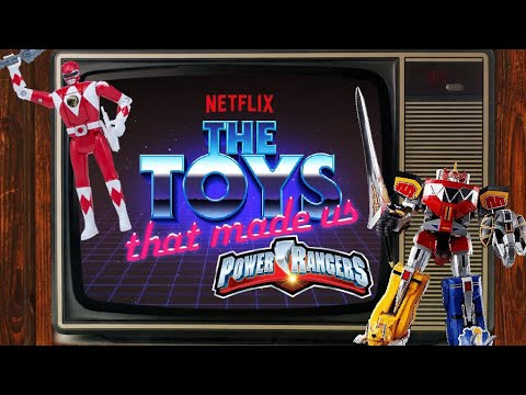 Power Rangers Coming To The Toys That Made Us Season 3