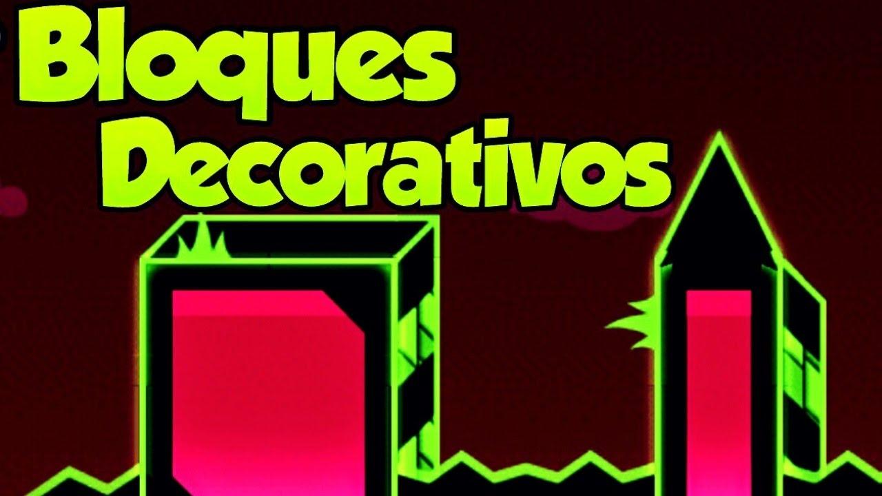 Bloques decorativos tips de creacion youtube for Bloques decorativos