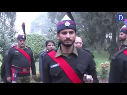 Lahore High Court kay naye Chief Justice nay apnay uhday ka halaf utha liya