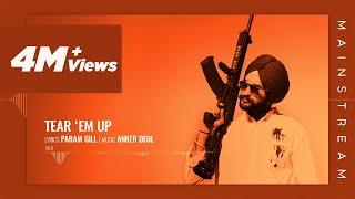 "Gambar cover TEAR ""EM UP - Amantej Hundal | MAINSTREAM (Full Album) | Audio | Latest Punjabi Songs 2020"