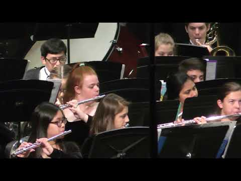 UIL 2018 WCSH Symphonic Winds