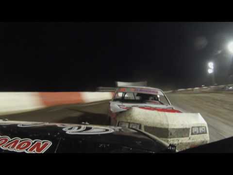 Beatrice Speedway, Stock Car A Feature, 7-14-17, 25B