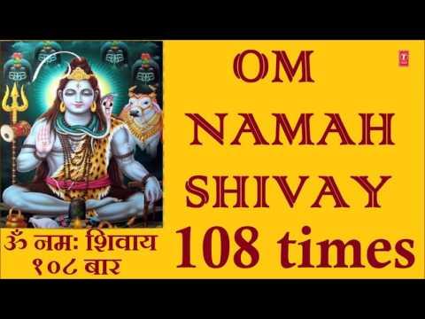Om Namah Shivay Chanting 108 times By Prakash Parnekar I T-Series Bhakti Sagar