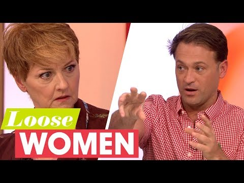 Paul Nicholls Narrowly Avoided Death in His Shocking Story of Survival | Loose Women