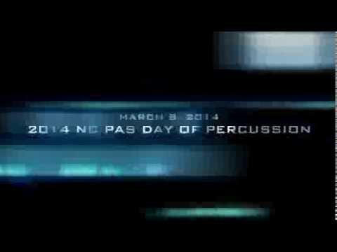 THE 2014 NORTH CAROLINA PAS DAY OF PERCUSSION