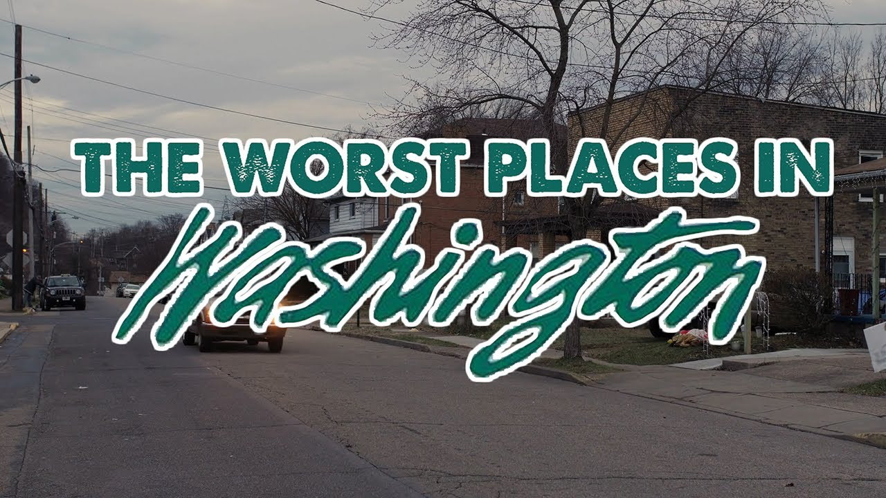 Download 10 Places in WASHINGTON You Should NEVER Move To