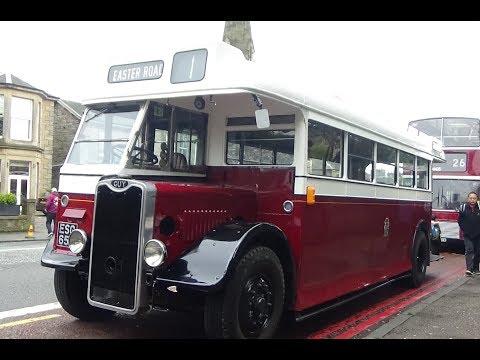 Edinburgh Bus Centenary