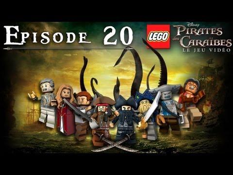 Épisode 20 - La Fontaine de Jouvence - [Série] Lego Pirates des Caraïbes : Le Jeu Vidéo poster