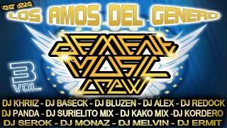 Los Amantes De La Waracha Recargada DJ Khriiz (((D.T.M.C)))