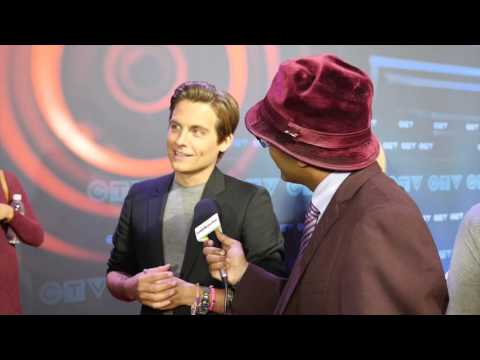 Notorious Interview With Kevin Zegers At CTV Upfront 2016